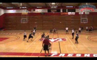Basketball Drills Team Fire