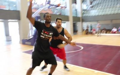 Harrison Barnes Summer Workout in China
