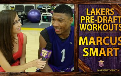 Marcus Smart's Pre-Draft Workout