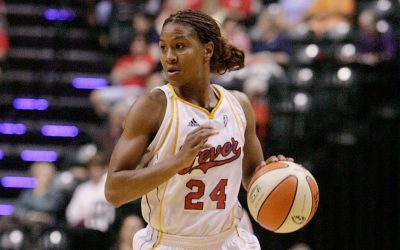 Inside a Tamika Catchings Workout