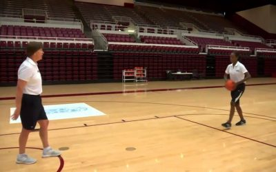 The Bounce Pass
