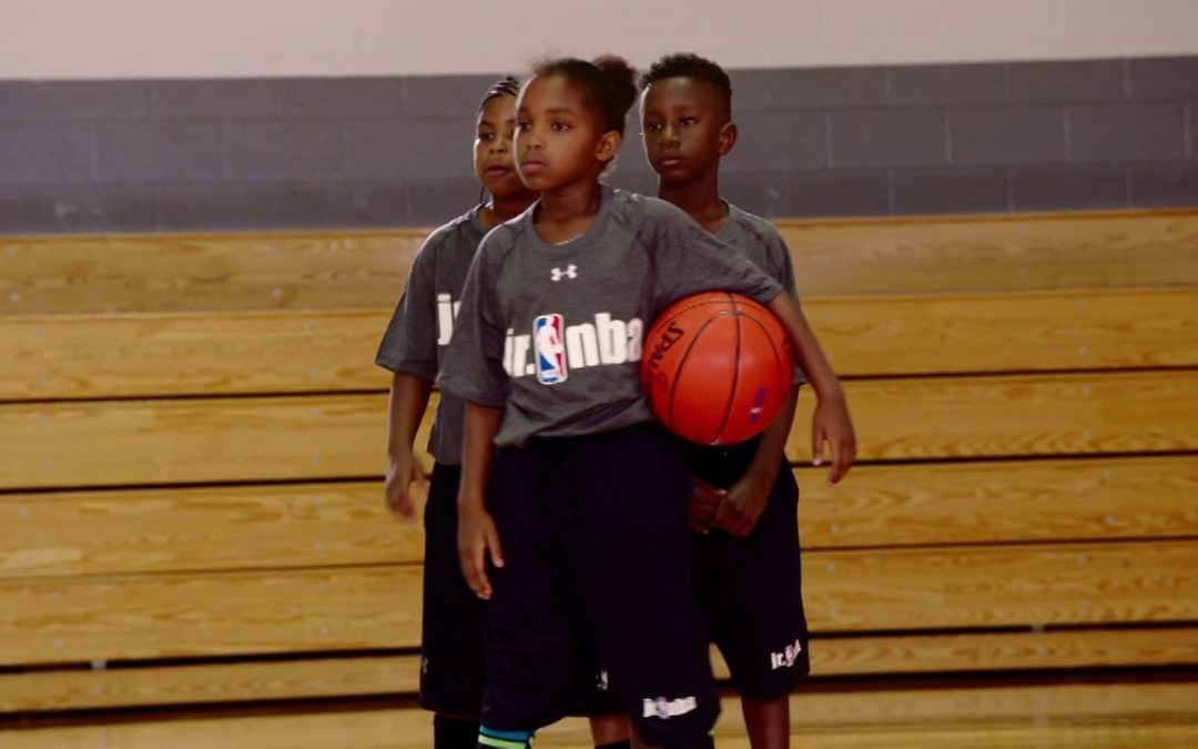 Cone Dribbling Drill