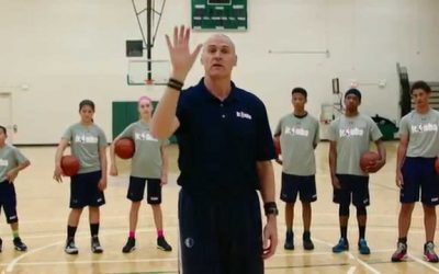 Practicing The Proper Shooting Form – Rick Carlisle