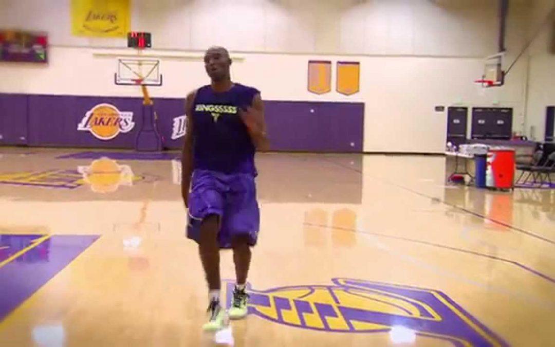 NBA Superstars Put in the Work