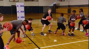 On the Whistle Jump Stop Drill