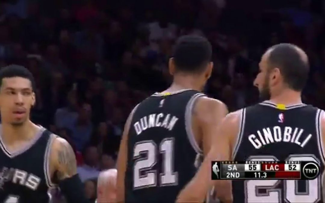 San Antonio Spurs Home Record is All About Teamwork