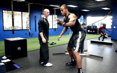 Dwight Howard Workout