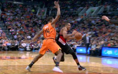 Tyson Chandler Teaches Man Defense