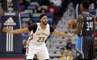 Learn How to Block Shots with Anthony Davis