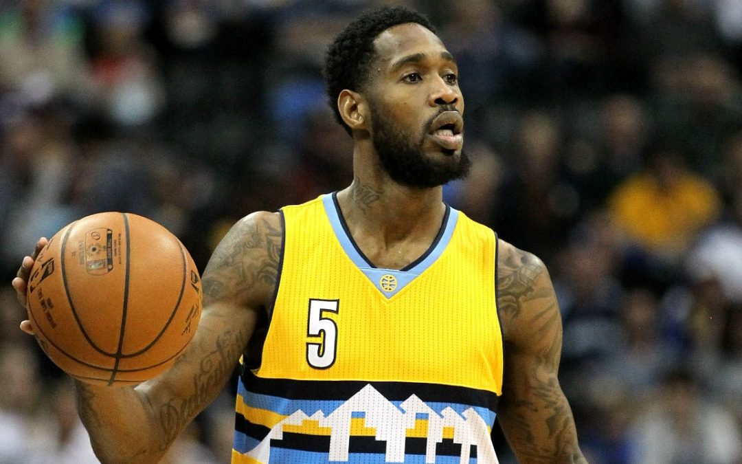 Will Barton Uses the Jab Step on Offense