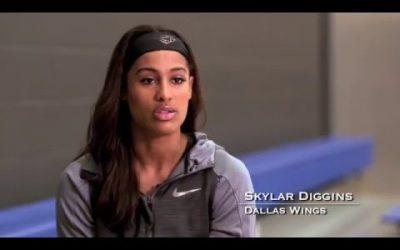 Skylar Diggins-Smith Workout